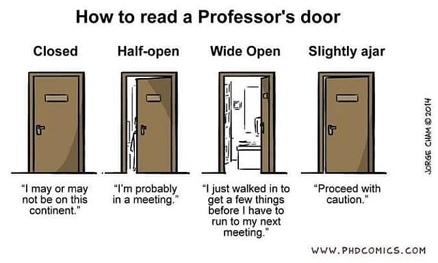 prof-door