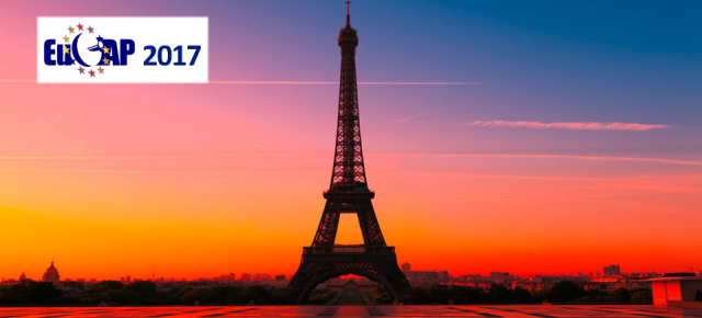 EuCAP-2017 conference in Paris