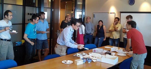Happy birthday, Stefano!