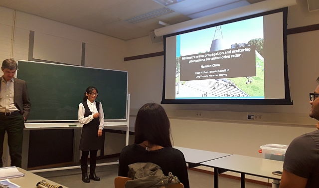 Nannan Chen MSc defense - the floor is yours...